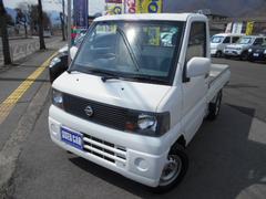 クリッパートラックDX エアコン パワステ 4WD 5MT