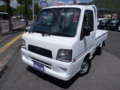 サンバートラックTB 4WD エアコン タイヤ4本新品