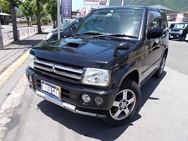 三菱 アクティブフィールドエディション ターボ 4WD