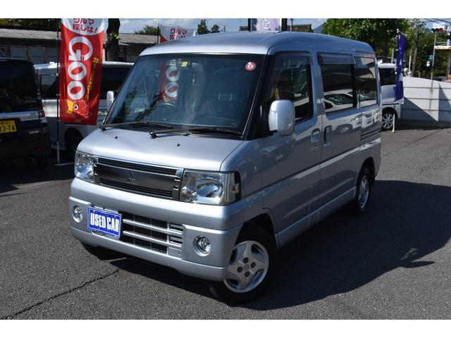 三菱 タウンボックス RX ターボ 4WD ハイルーフ ETC