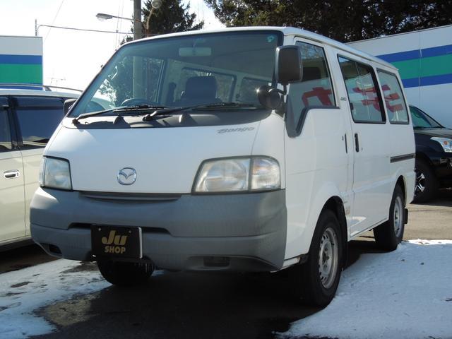 マツダ DX 4WD 5速マニュアル