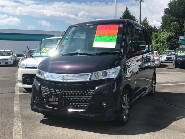 スズキ XS TV ナビ 軽自動車 ETC スマートキー HID
