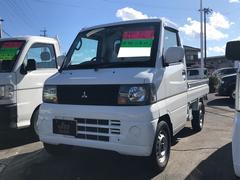 ミニキャブトラックVX−SE 4WD AC MT 軽トラック 2名乗り