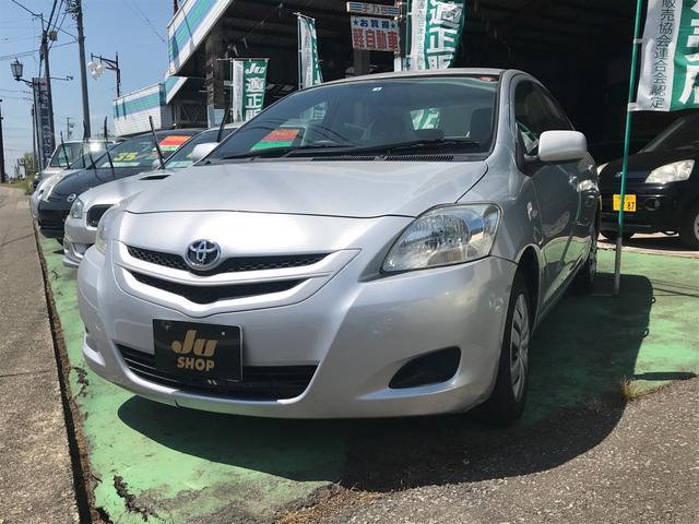 トヨタ ベルタ X オーディオ付 AC CVT セダン パワーウィンドウ