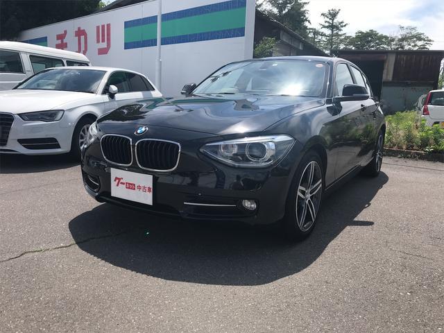 BMW 116i アイドリングストップ ETC プッシュスタート