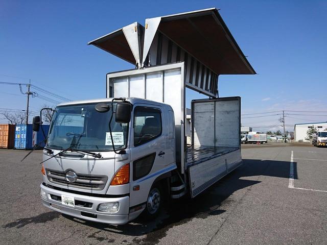 「その他」「ヒノレンジャー」「トラック」「新潟県」の中古車