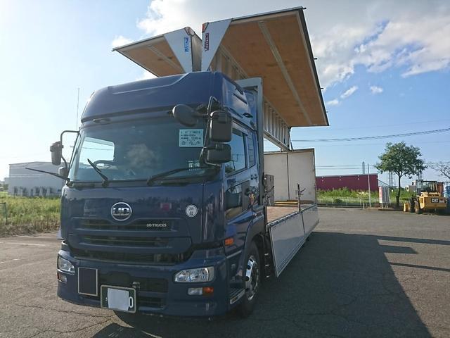 「その他」「クオン」「トラック」「新潟県」の中古車