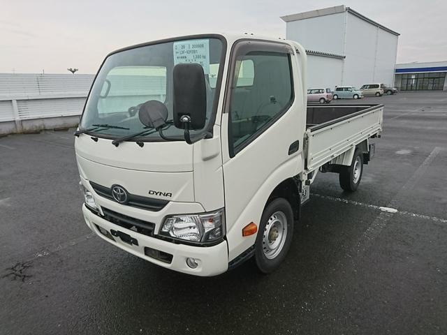 トヨタ ダイナトラック シングルジャストロー 4WD