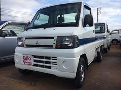 ミニキャブトラックVタイプ 4WD 5速MT エアコン パワステ