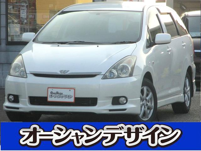 トヨタ X HDDナビ アルミ