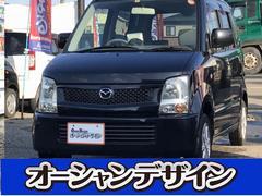 AZワゴンFA 4WD アルミ CD