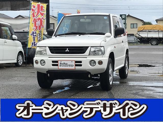 三菱 X 4WD キーレス アルミ CD