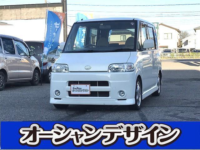 ダイハツ タント Xリミテッド 4WD アルミ ETC キーレス...