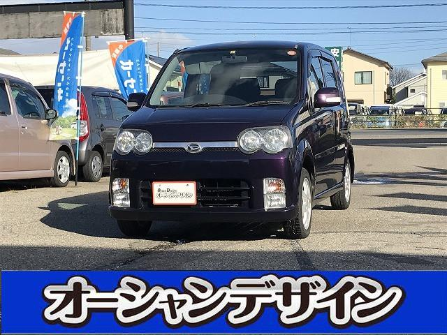 ダイハツ カスタム L 4WD キーレス アルミ