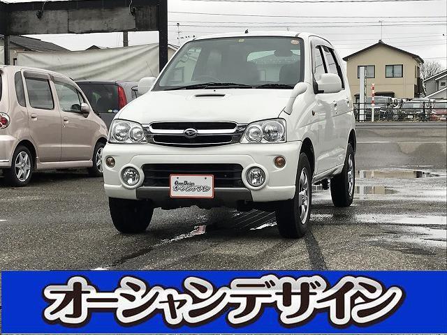ダイハツ L 4WD CD フォグ