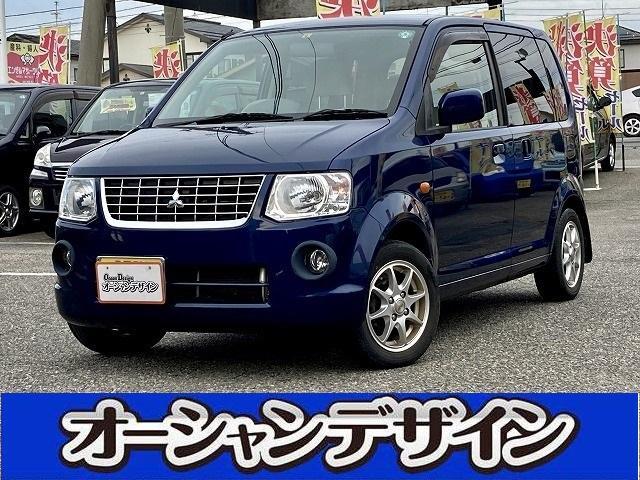 三菱 マーブルエディション GS CD キーレス ナビ ETC