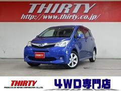 トレジア1.5i−S 4WD Pスタート Sモード エンスタ ETC