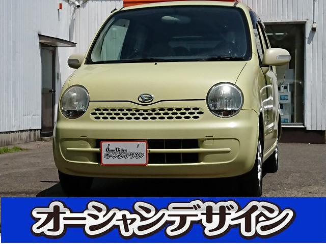 ダイハツ X 4WD キーレス アルミ
