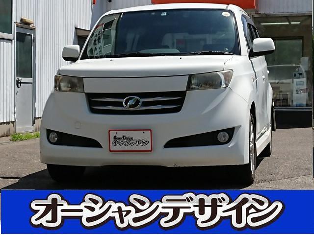 トヨタ Z Qバージョン 4WD スマートキー アルミ