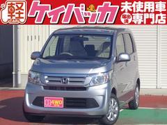 N−WGNG 4WD 届出済未使用車 運転席助手席シートヒーター