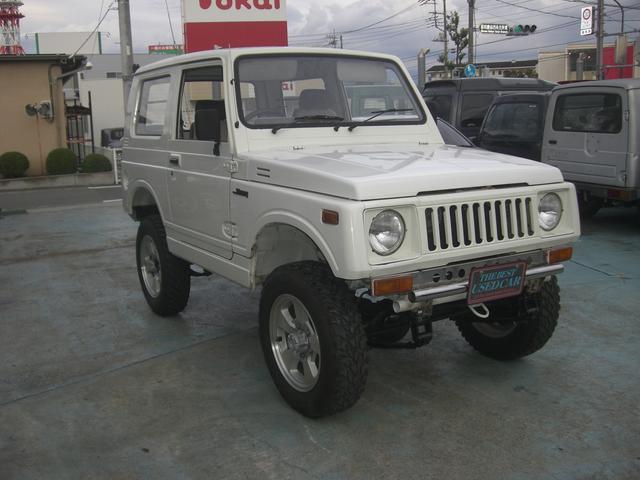 スズキ 4WD 4速マニュアル