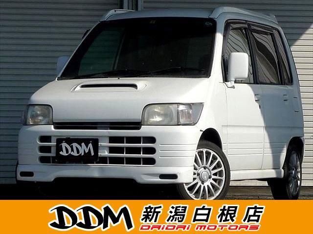 ダイハツ SR-XX 5速マニュアル