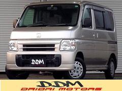 バモスM 4WD 5速マニュアル パワーウィンドウ