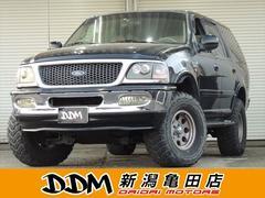 フォード エクスペディションエディバウアー 4WD 1ナンバー貨物