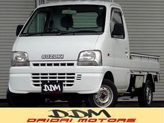 キャリイトラックKC 4WD エアコン パワステ オートマ
