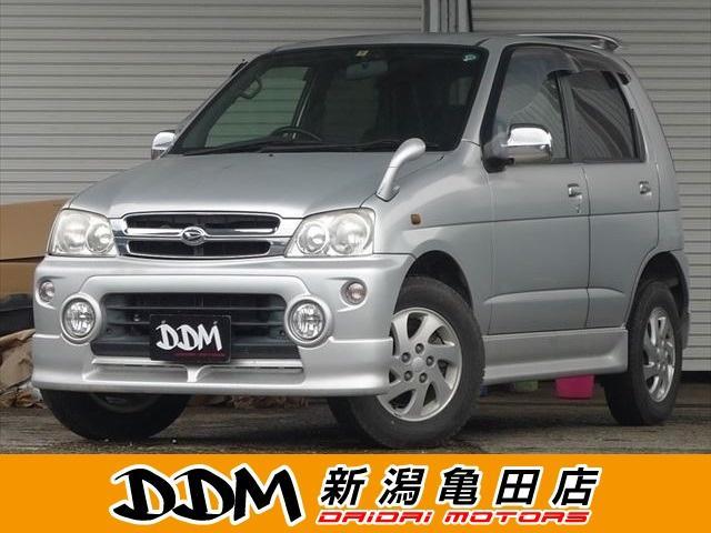ダイハツ カスタム メモリアルエディション 4WD