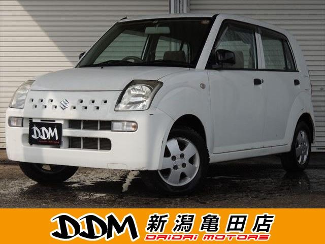 スズキ E 4WD ライトレベライザー/PS/PW/AC