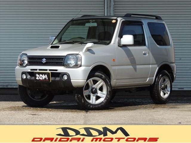 スズキ XC  4WD パートタイム フォグランプ/アルミ