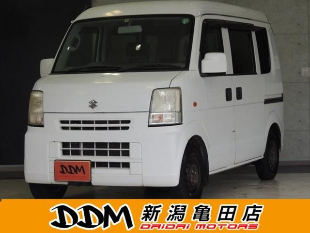 スズキ エブリイ ジョイン ターボ ハイルーフ 4WD 5MT 関東仕入