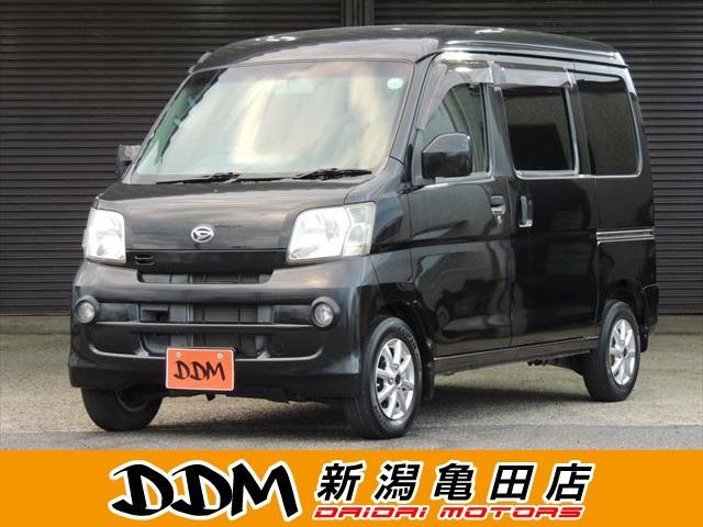 ダイハツ クルーズターボ 関東仕入 4速オートマ パートタイム4WD ハイルーフ ターボ車