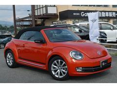 VW ザ・ビートル・カブリオレクラブ 限定50台 ナビ 地デジ バックカメラ