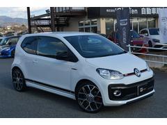 VW アップ!アップ!GTI ワンオーナー・バックモニター・リアセンサー
