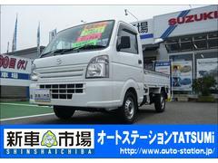 スクラムトラックKCエアコン・パワステ 4WD 5速MT 運転席エアバッグ
