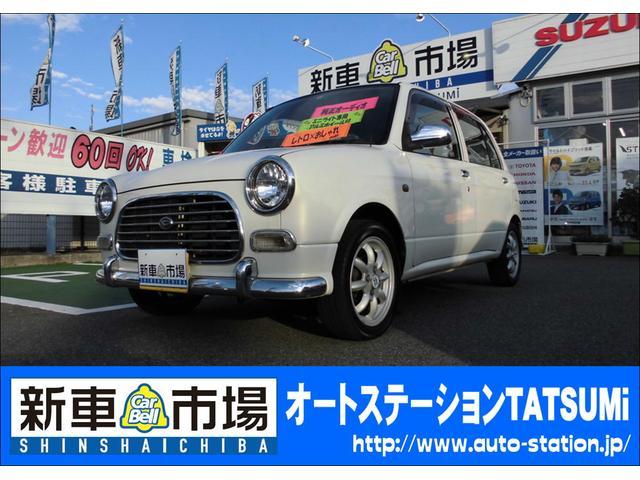 ダイハツ ジーノ 2WD フロアAT キーレス CD MD アルミ