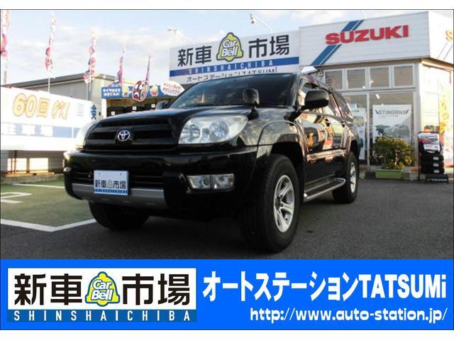 トヨタ SSR-X 4WD キーレス Wエアバッグ