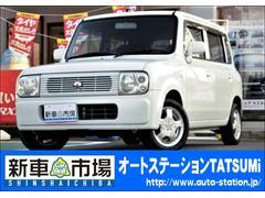 アルトラパンX 4WD コラムAT シートヒーター CD MD キーレス