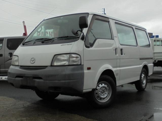 マツダ ボンゴバン DX 低床 4WD オートマ