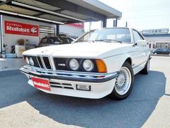 BMW635CSi ディーラー車 左ハンドル 車検整備付き