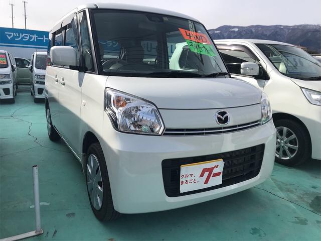 マツダ XG 4WD スマートキー Pスタート i-STOP