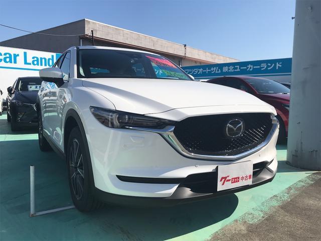 「マツダ」「CX-5」「SUV・クロカン」「山梨県」の中古車