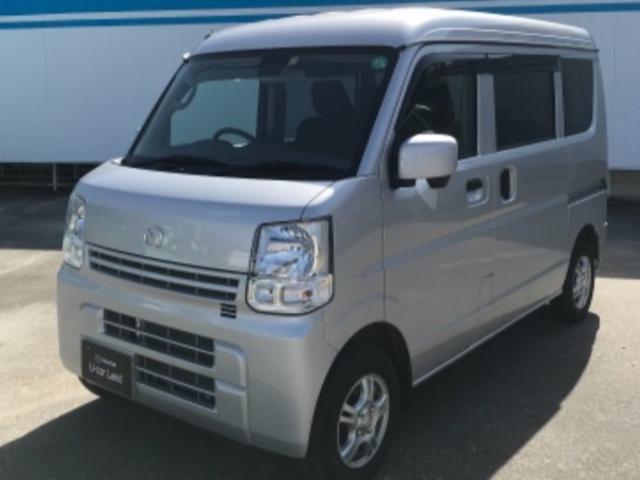 マツダ バスター 5AGS 4WD 安全装置付 布シート