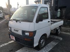 ハイゼットトラック5速マニュアル 4WD 三方開 CDオーディオ