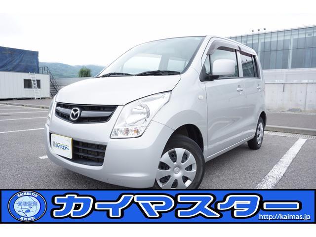 マツダ XG 4WD 新品ノーマルタイヤ 中古アルミ付スタッドレス