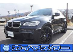 BMW X6 MLCI後期 フルセグ 純正OP21インチアルミ