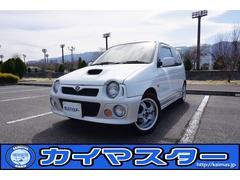 アルトワークスRS/Z 4WD 5速MT 社外車高調・マフラー・エアクリ