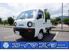 キャリイトラック金太郎ダンプWA 3方開 切替4WD デフロック付 4速MT